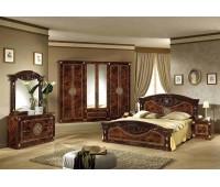 Спальня Рома (шкаф 4Д) Мебель Сервис