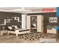 Спальня Кантри 4Д Мебель-Сервис