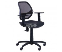 Кресло Квант/Action сиденье Квадро-2/спинка Сетка черная AMF