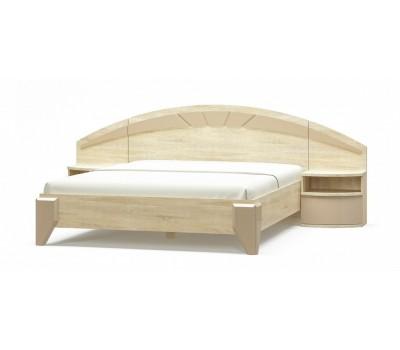 Кровать Аляска Мебель Сервис