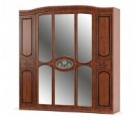 Шкаф 5Д Милано Мебель Сервис
