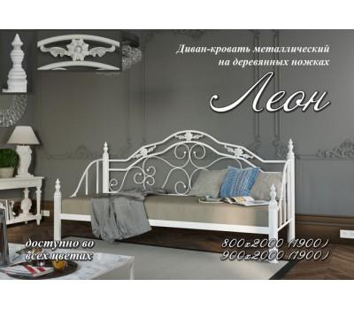 Кровать Леон Металл Дизайн