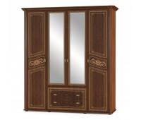 Шкаф 4Д Алабама Мебель Сервис