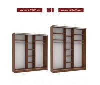 Шкаф купе 200 Мебель Стар