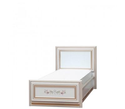 Кровать односпальная Сорренто Світ Меблів