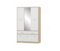 Шкаф 6Д2Ш Типс Мебель Сервис