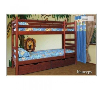 Детская кровать Кенгуру Мебель Сервис