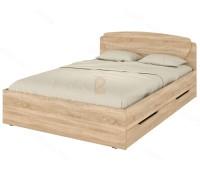Кровать Милана 140+4 Пехотин