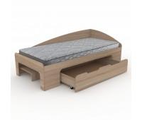 Кровать 90+1 Компанит