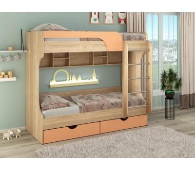 Двухъярусная кровать Юнга Пехотин