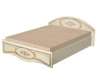Кровать Василиса с низким изножьем Мастер Форм