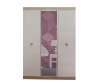 Шкаф 120 Соната с зеркалом Эверест