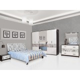 Модульная спальная Бася