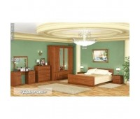 Спальня Даллас 1 Мебель Сервис